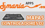 Encuentra los mapas de tus Controladores DJ