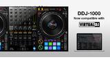 VirtualDJ 2021 ya funciona con la controladora DDJ-1000 de Pioneer DJ
