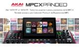 Akai MPC XPANDED gratis
