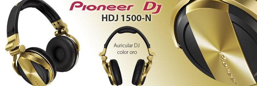 Pioneer HDJ 1500 N