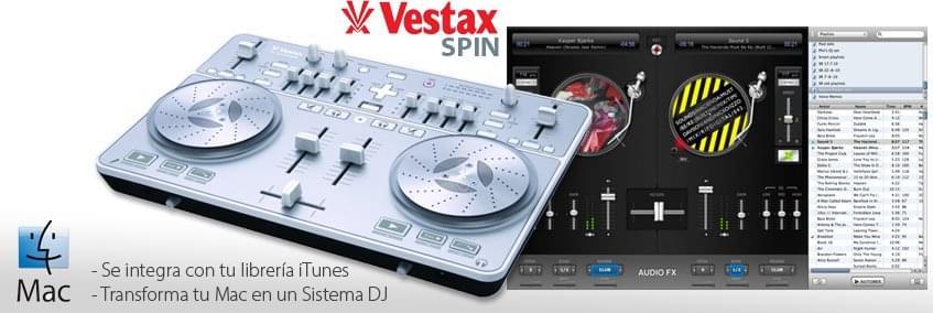Vestax SPIN