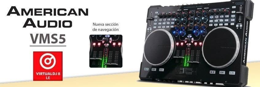 American Audio VMS5 - Controladora DJ