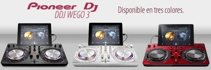 Pioneer DDJ WeGo 3