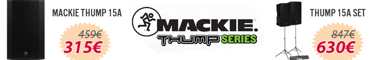 Mackie thump 15