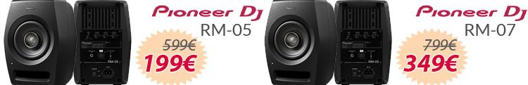 pioneer dj rm-05 oferta mejor precio