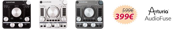 Arturia audiofuse precio oferta