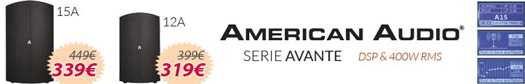 american audio avante oferta