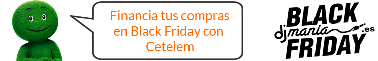 financiacion black friday dj