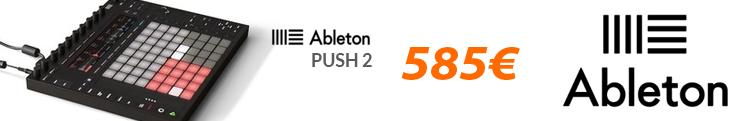 Ableton push 2 black friday oferta