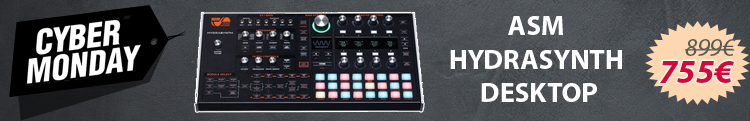 ASM HydraSynth Black Friday DJ 2020