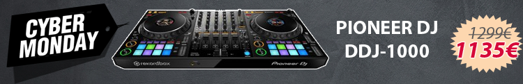 Pioneer DDJ 1000 - Black Friday DJ 2020