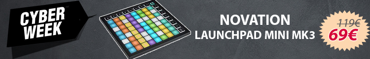 LaunchPad Mini Mk3 - Black Friday 2020