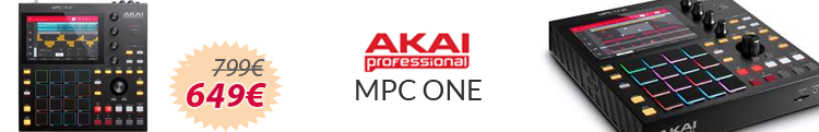 Akai MPC One - Cyber Monday