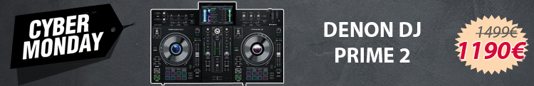 Denon DJ Prime 2 - Black Friday 2020