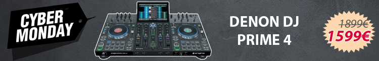 Denon DJ Prime 4 - Black Friday 2020