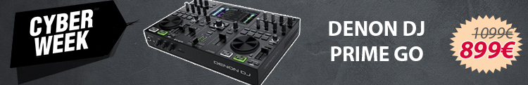 Denon DJ Prime GO - Black Friday 2020