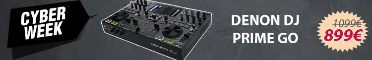 Denon DJ Prime GO - Black Friday 2020