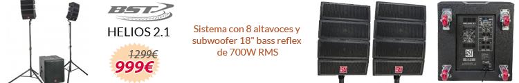 bst helios 2.1 oferta mejor precio