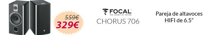 Focal chorus 706 mejor precio oferta