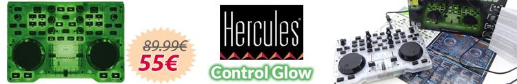 Hercules dj control glow oferta