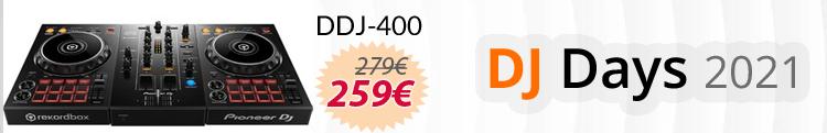 pioneer ddj-400 mejor precio oferta