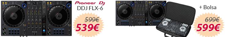 pioneer dj ddj-flx6 mejor precio oferta