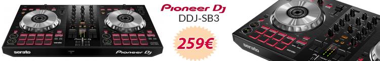 Pioneer DDJ SB3 - Comprar oferta barata