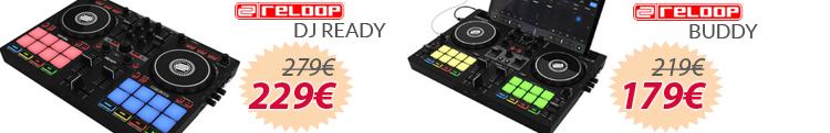 reloop dj buddy mejor precio oferta