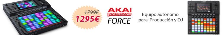 akai force oferta promocion