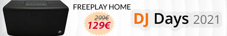 mackie freeplay home mejor precio oferta
