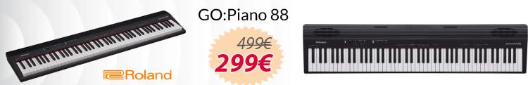 Rolando go piano 88 mejor precio oferta