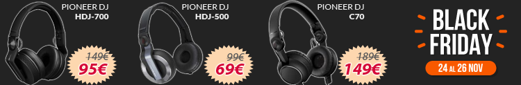 Pioneer hdj black friday