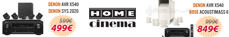 Home cinema packs en oferta