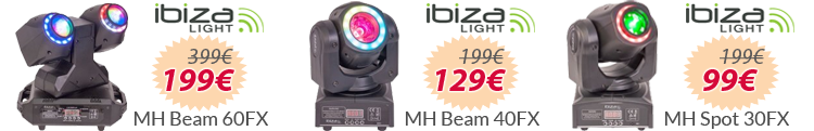 cabezas moviles ibiza light beam spot oferta mejor precio