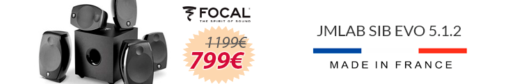 Focal JMLAb Sib EVO 5.1.2 mejor precio oferta