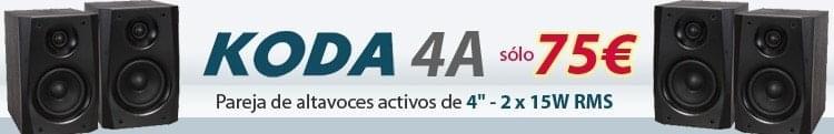 Koda 4A