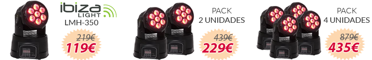 Ibiza light lmh-350 oferta