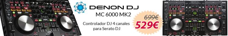 Denon MC 6000 MK2 oferta