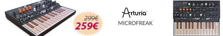 Arturia microfreak mejor precio oferta