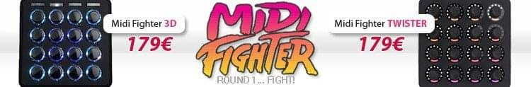 Midi fighter