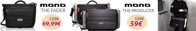 Mono maletas dj en oferta