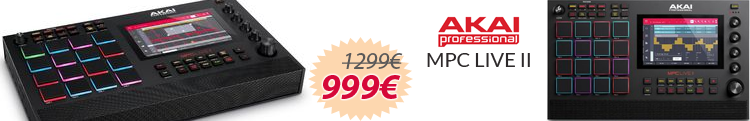MPC Live II mejor precio oferta