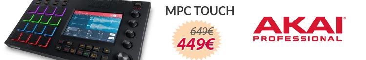 AKAI MPC TOUCH oferta precio