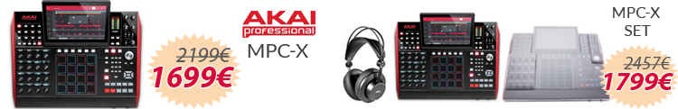 AKAI MPC-X mejor precio oferta