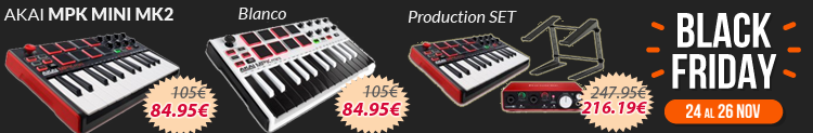 akai mpk mini mk2 black friday