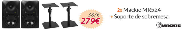 mackey mr524 mejor precio oferta