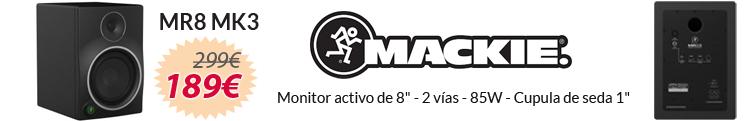 comprar Mackie MR8 Mk3 oferta
