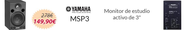 yamaha msp3 mejor precio oferta