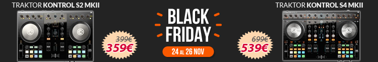 Kontrol S2 S4 Black friday