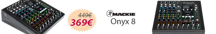 mackie onyx 8 mejor precio oferta